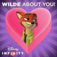 Nick Wilde Disney Infinity Valentine'e