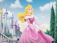 Princess Aurora -Wallpaper- copy