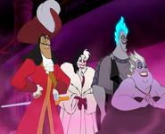 QuattroCattivi Topolino e i Cattivi Disney