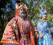 Rivers of Light Shamans
