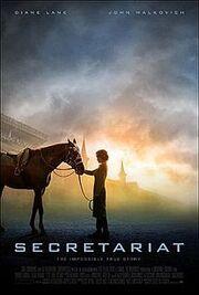 Secretariat-poster