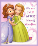 Sofia the first valentine 8