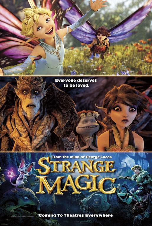 Strange Magic Deutsch Stream