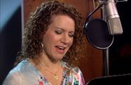 Susie Essman behind the scenes Bolt