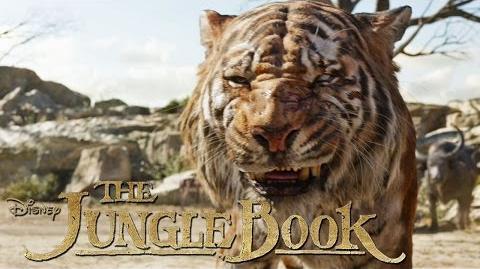 THE JUNGLE BOOK - Das ist Shir Khan - Ab 14