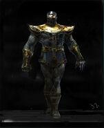 Thanos Concept Art