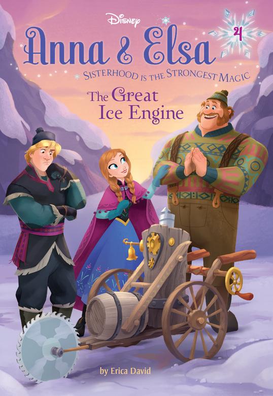 The Great Ice Engine Disney Wiki