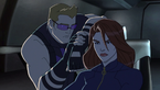 Widow and Hawkeye AA 06