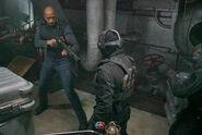 Agents of S.H.I.E.L.D. - 5x13 - Principia - Photography - Mack Fighting