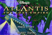 Atlantis- The Lost Empire - 2001 - THQ, Inc 1