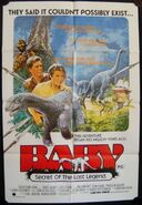 Baby Lost Legend - Poster 1985