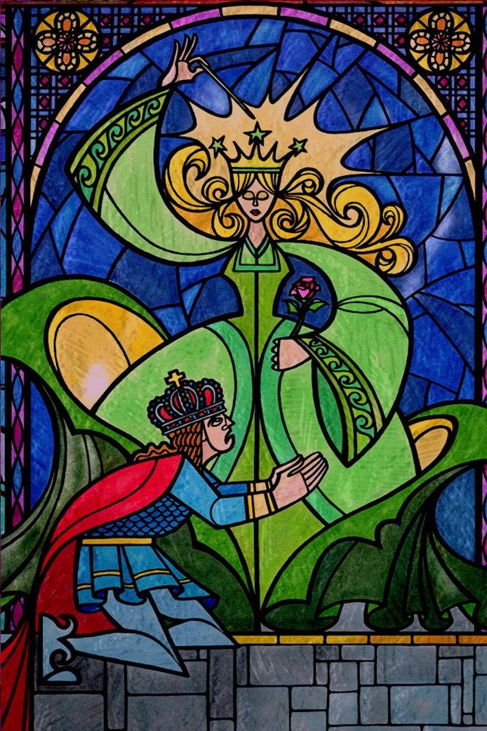 Enchantress Disney Wiki Fandom Powered By Wikia