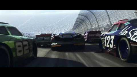 CARS 3 - Primer Adelanto