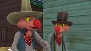Dingus and Durwood Fink