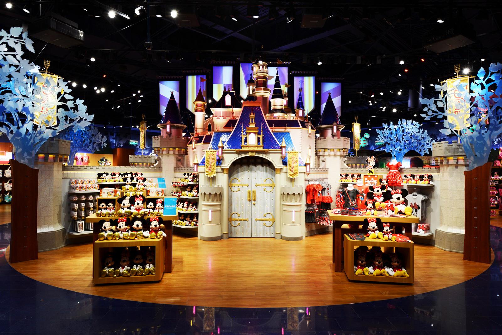 Image Disney Store Shanghai 02 Jpg Disney Wiki