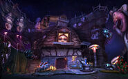 Epic Mickey 2 Concept Art SM28