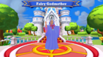 Fairy Godmother Disney Magic Kingdoms Welcome Screen