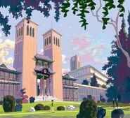 Hochschule San Fransokyo 3