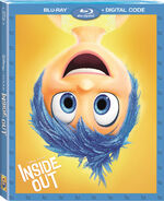 Inside Out Blu-ray Rerelease