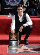 John Stamos Hollywood Walk of Fame