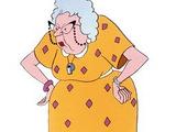 La Srta. Finster