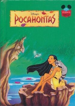 Pocahontas wonderful world of reading