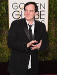 Quentin Tarantino 73rd Golden Globes