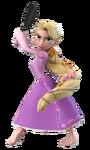Rapunzel Disney INFINITY Render