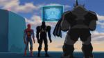 Spider-Man Agent Venom Rhino USMWW
