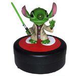Stitch Yoda
