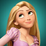 Tangled Rapunzel Icon