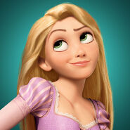 Tangled Rapunzel Icon