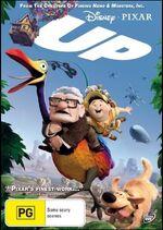 Up 2010 AUS DVD