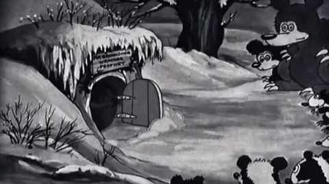 Winter - Silly Symphonies