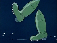 Bootstompbombs