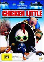 Chicken Little 2006 AUS DVD