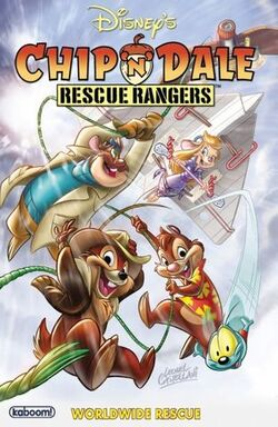 CnDRR Worldwide Rescue TPB