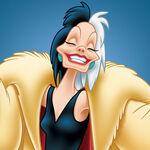 Cruella De Vil icon
