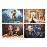 Disney Designer Collection Lithograph Set 1- Limited Edition