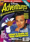 Disney adventures magazine australian cover december 1993 january 1994 luke perry