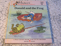 Donald and the Frog