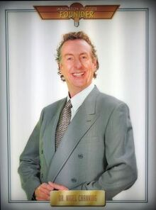 Dr. Nigel Channing