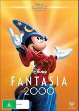 Fantasia 2000 2016 AUS DVD