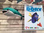 Finding Dory Ty Beanie Babies 1