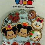 HKDL Tsum Tsum Halloween Pin 1