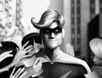 Incredibles - Gamma Jack