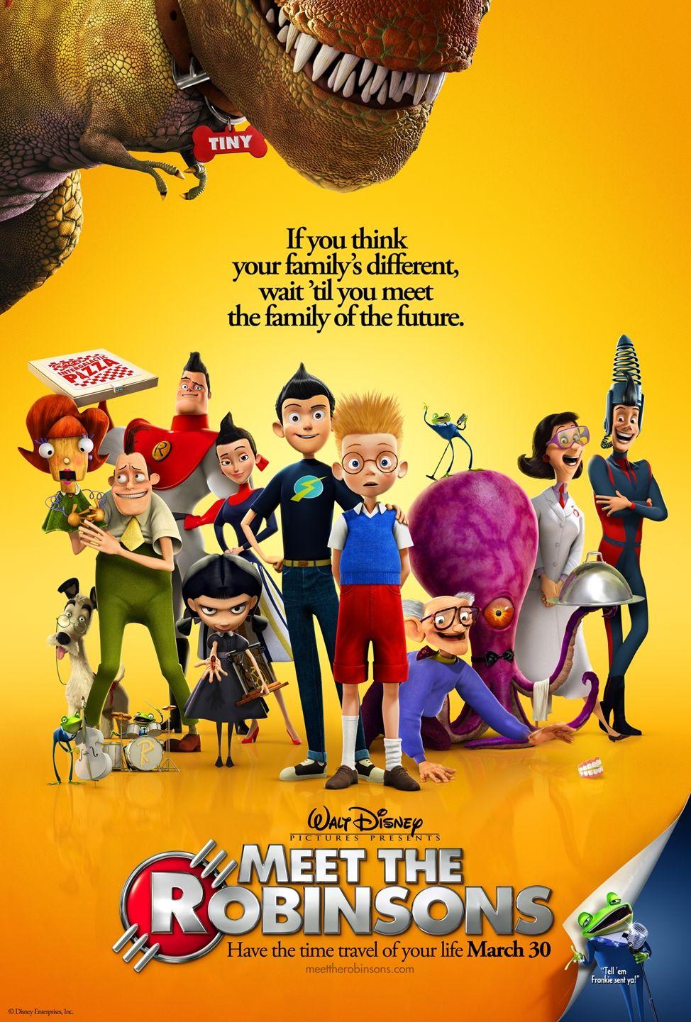 2007 movies disney