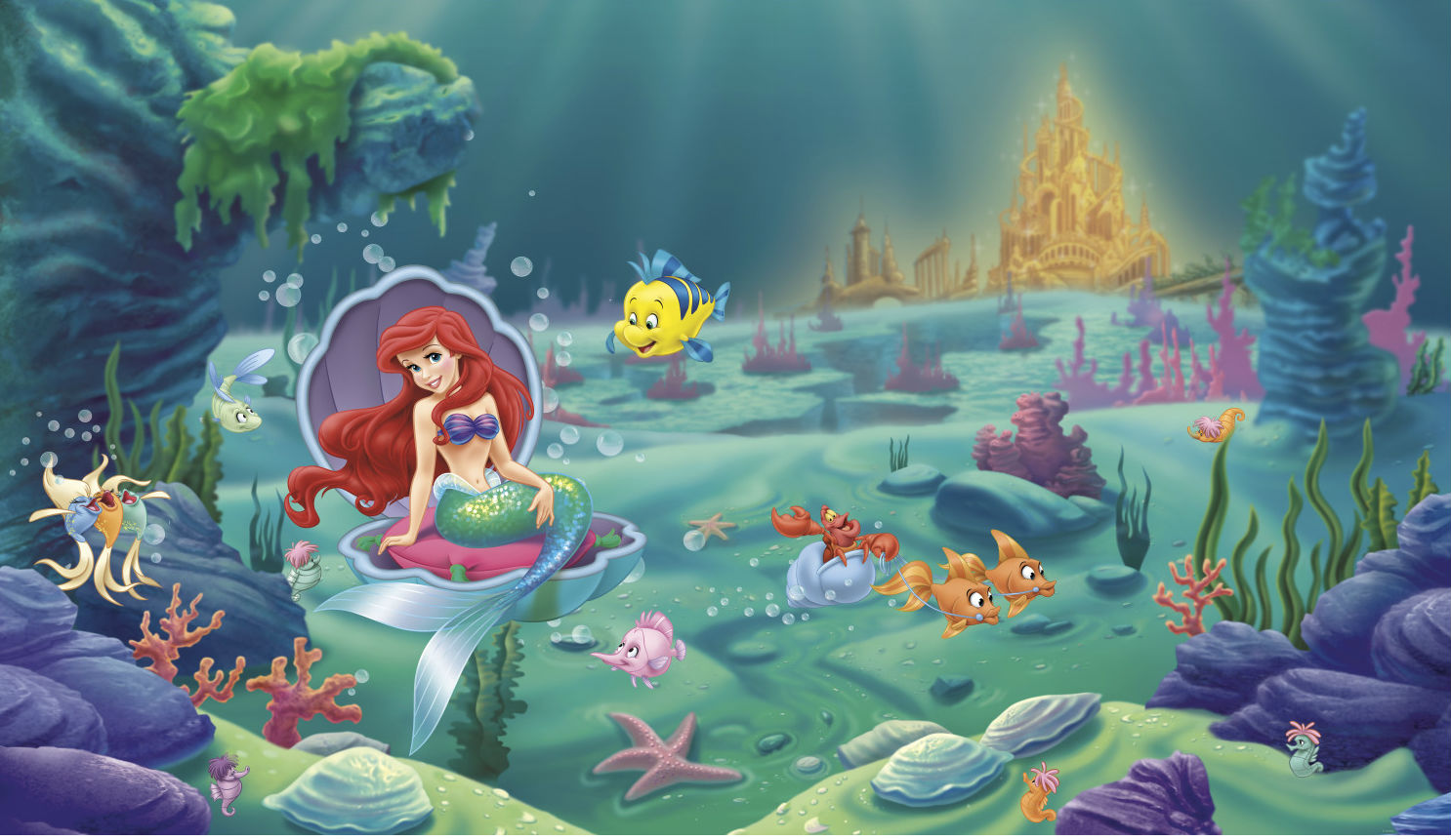 image mermaid arieljpg disney wiki fandom powered