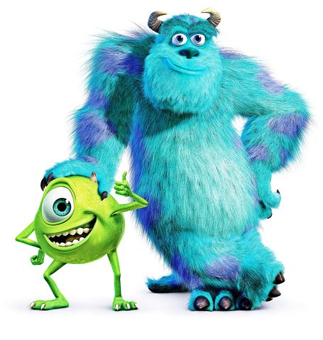 File:Mike and Sully Monsters Inc.jpg