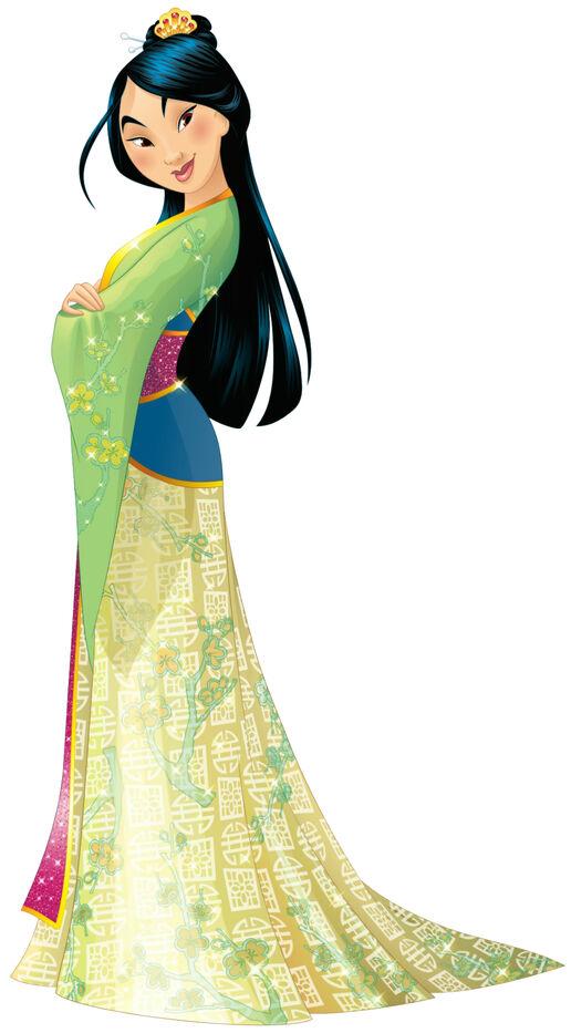 Disney princess disney wiki fandom powered by wikia - Princesse mulan ...